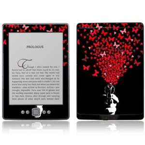 Kindle 4 Decal Skin Sticker   The Love Gun Everything Else