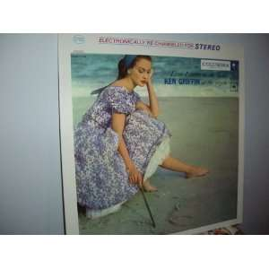 love letter in the sand LP KEN GRIFFIN Music