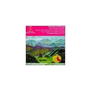 for Children / Janitzio Revueltas, Moncayo, Gonzalez, Lozano Music