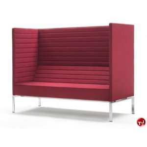 Contemporary Reception Lounge Lobby Loveseat Chair