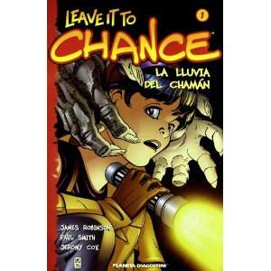 LEAVE IT TO CHANCE 1LA LLUVIA (9788467402360) ROBINSON