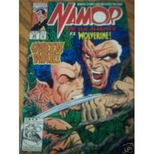 Namor The Sub Mariner Vs. Wolverine Vol 1 #24 Marvel