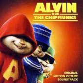 Alvin & The Chipmunks   Alvin and the Chipmunks Soundtrack CD