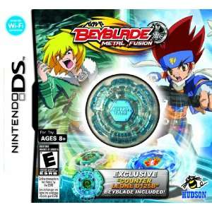 Beyblade Metal Fusion Game DS: .co.uk: PC & Video Games