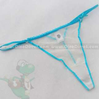 Women Mesh Y Back G String Thong Underwear Brief   DinoDirect