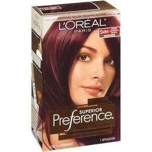 System Warmer Medium Mahogany Brown 5Mm Hair Color, 1 Kt: Hair Care