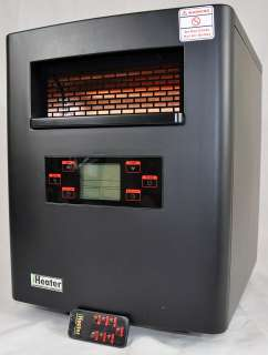 iheater IH 1500B Quartz Infrared Portable Heater