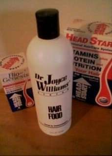 Joyce Williams System Hair Food 16 Oz products, buy Dr Joyce Williams