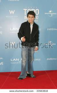 Mexico City, Mexico   July 07: Actor Adrian Alonso Attends A Premiere