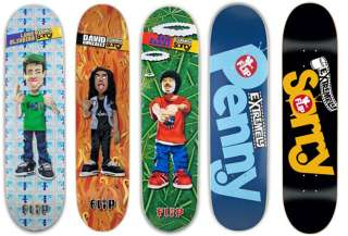FLIP ANIMATION SORRY Skateboard Bulk Deck Decks $150