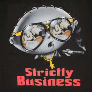 shirt I Griffin   Stewie Strictly Business