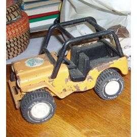 Jeep Orange En Fer Tonka   Achat et vente neufs ou doccasion sur