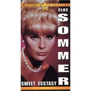 Sweet Ecstasy [VHS]: Elke Sommer, Pierre Brice, Christian Pezey