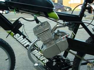 Stroke 70cc Motorised Bicycle Motorized Push Bike Petrol Engine Kits