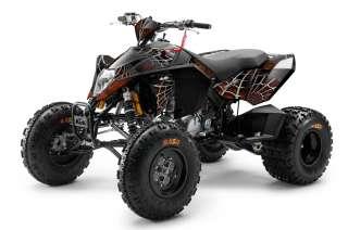 KTM ATV GRAPHIC KIT 450/525 SX XC QUAD DECALS SXOB