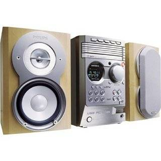 Micro Shelf System with 5 Disc CD/ Changer and Digital AM/FM Tuner