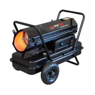 BTU Forced Air Kerosene Heaters Heating, Cooling, & Air Quality