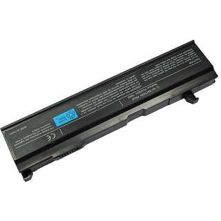 Battery Pros Replacement Battery for Toshiba Laptops, Black Computers