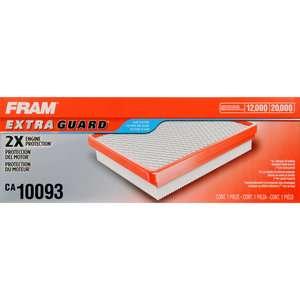 FRAM Extra Guard Air Filter, CA10093 Automotive