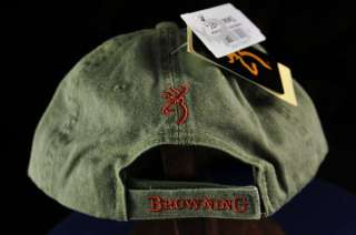 Browning Deer Skull Olive