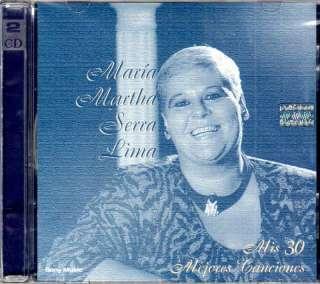 MARIA MARTHA SERRA LIMA MIS 30 MEJORES CANCIONES 2 CDS