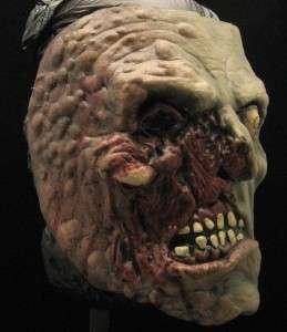 Skinned Halloween Costume Horror Latex Face Mask
