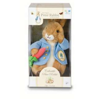 Kids Preferred Peter Rabbit Collectible Plush Toy Dolls & Dollhouses