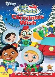 Disneys Little Einsteins The Christmas Wish DVD, 2008
