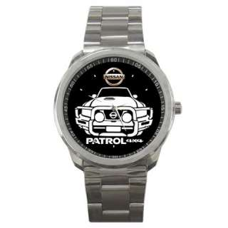 Nissan Patrol 4x4 4WD SUV Sport Utility Vehicle Watch
