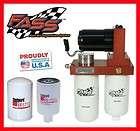 FASS Fuel Pump Ford Powerstroke Diesel 6.0L 90gph #HDF13090G 05 07
