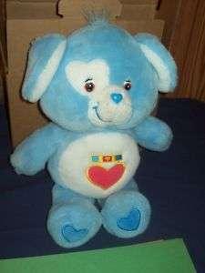 Care Bear Cousin Loyal Heart Dog Plush Doll