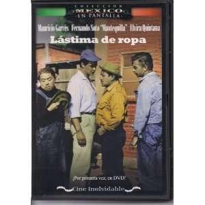 Lastima De Ropa Elvira Quintana, Mauricio Garcés