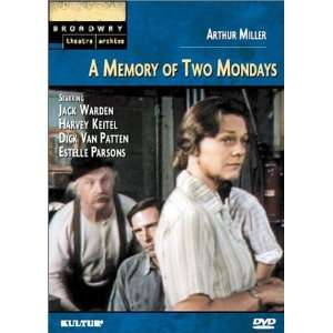 Two Mondays (Broadway Theatre Archive): Donald Buka, Catherine Burns