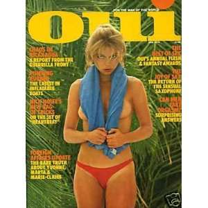 Oui Magazine June 1979: Hugh Hefner: Books