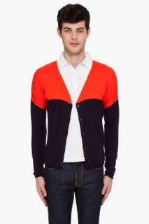 Paul Smith Cashmere Blend Cardigan for men