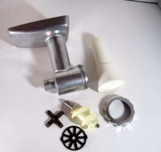 Oster Kitchen Center Meat Food Nut Grinder Attachment