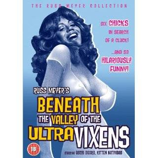 Beneath The Valley Of The Ultra Vixens [1979] [DVD] ~ Uschi Digard