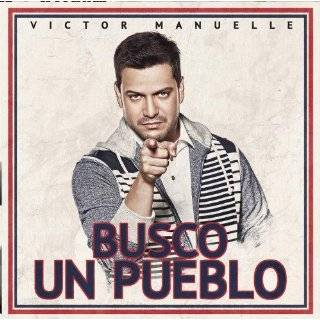 Busco Un Pueblo (Deluxe Edition) Audio CD ~ Victor Manuelle