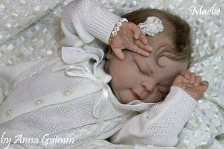 So Real Reborn Baby Doll Libby 22   by Cindy Musgrove   Now MAELIE