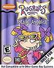 Game Boy Color GBC RugratsTotally Angelica Puzzles THQ