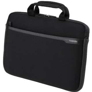 Toshiba 16 Neoprene Laptop Case, Black Computers