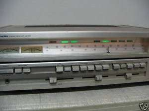 TOSHIBA STEREO RECEIVER SA 520