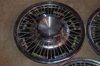 1969 1970Chevrolet Chevelle Camaro Nova Wire HUBCAPS