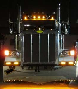 KENWORTH PETERBILT STAINLESS BUMPER CUSTOM WICKED STYLE 20 BLIND