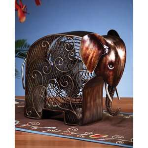 Deco Breeze Elephant Shaped Figurine Fan Heating