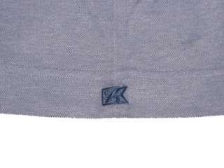 Cutter & Buck Mens Golf Polo Blue T Shirt Med Xlarge