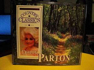 Readers Digest DOLLY PARTON   Country Classics 3CD set 54 trks OOP