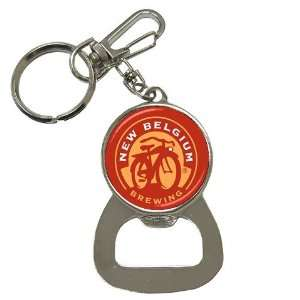 fat tire Beer LOGO Bottle Opener Key Chain Everything