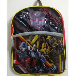 Transformers Autobots 15 Backpack: Toys & Games